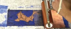 銅版画工房(受注制作)