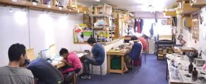 銅版画教室案内